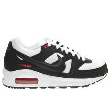 c18d843b77da3 Scarpe sportive Bambini Ragazzi Nike Air Max Command tela Bianco Nero  844346-100 36