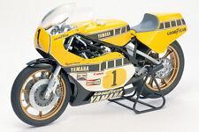 Tamiya 14001 1/12 Scale Model Racing Bike Kit Yamaha YZR500 '80 MotoGP Champion