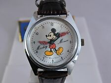 "RARE 1970'S VINTAGE SEIKO ""MICKEY MOUSE"" 5000-7000 7J MANUAL WIND MENS WATCH"