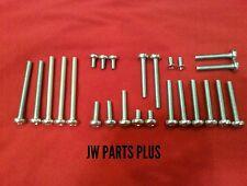 HONDA Trail 70 CL70 XL70 CT70 SL70 metric engine side cover screws bolts NEW