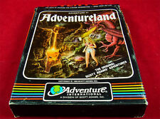 Atari XL: Adventure 1: Adventureland  - Scott Adams Adventure International