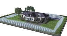 Coppia barriera microonde cavo antifurto perimetrale allarme 20 rivelatori