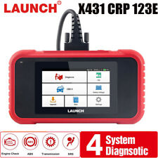 LAUNCH X431 CRP123E OBD2 Scanner ABS Airbag Engine Transmission Diagnostic Tool