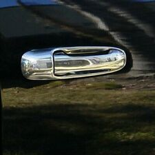 For Dodge Ram 1500 02-08 TFP 420KE Polished Stainless Steel Door Handle Covers