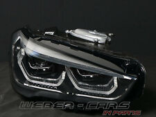 New BMW X1 F48 LCI LED Headlamp Headlight Light Rhd 7272258 9477828 Complete