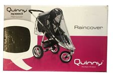 Quinny Speedi protector contra la lluvia transparente NUEVO