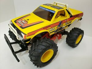 TAMIYA MUD BLASTER 1/10 SCALE VERY GOOD CONDITION SEE PICTURES