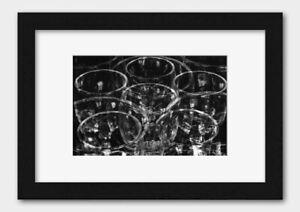 Tina Modotti - Bicchieri (wine glasses) 1925 Print