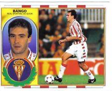 BANGO / REAL SPORTING DE GIJON - CROMO ADHESIVO LIGA FUTBOL 96-97 COLECCION ESTE