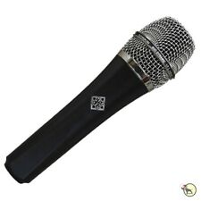 Telefunken M80 Dynamic Live Stage Vocal Instrument Recording Microphone Silver