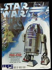 Star Wars MPC Authentic R2-D2 Vintage 1977 Model Kit 1-1912 New (ARTOO-DETOO)