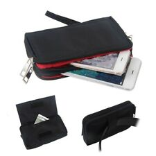 for LG P714 Optimus L7 II / Optimus L7X  Multipurpose Horizontal Belt Case Nylon