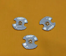 3pcs 3w 3535 High Power Led Uv Ultraviolet Light 365 370nm Bead Chip 16mm Pcb