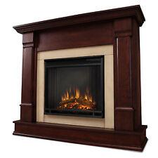 Real Flame G8600E-DM Silverton 48 in. L x 13 in. D x 41 in. H Electric Fireplace