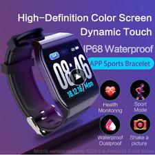 KSUN KSS901 Smart Bracelet Band With Heart rate Monitor ECG Blood Pressure IP68