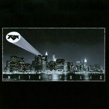 Metropolis by FM (UK) (CD, Mar-2010, Riff City)