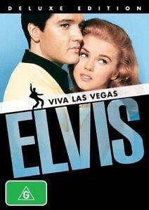 Elvis Viva las Vegas DVD New and Sealed Australia All Regions