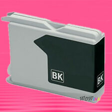 1P LC51BK BLACK INK CARTRIDGE FOR BROTHER DCP 130C 340C