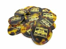 Golden Gate Mandolin Picks 12 Pack Guitar Picks  Flat Picks  Shell