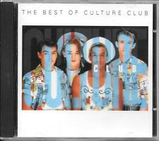CD COMPIL 16 TITRES--CULTURE CLUB--THE BEST OF