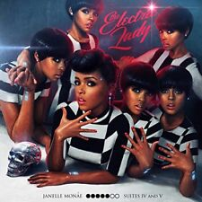 JANELLE MONAE THE ELECTRIC LADY CD