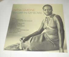 NINA SIMONE - SUGAR IN MY BOWL - LP 1987 ANTILLES RECORDS - MADE IN HOLLAND -