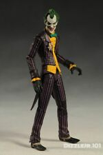Batman Joker Arkham Asylum DC PVC Collectible Action Figure Model 7""