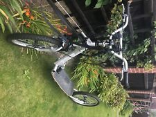 More details for dax dog scooter hydraulic brakes excellent condition only used twice on tarmac