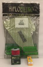 Honda XR650R (2000 to 2007) Service Kit (Air Filter / Oil Filter and Spark Plug)