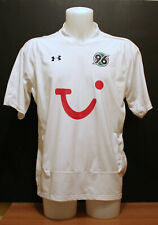 Hannover 96 Under Armour Home Shirt 2008 2009 L Very Good Conditions