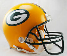 GREEN BAY PACKERS NFL Riddell Pro Line AUTHENTIC VSR-4 Football Helmet