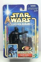 "STAR WARS The Empire Strikes Back DARTH VADER 3.75"" Action Figure 2002 NEW"