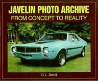 Javelin Photo Archive  From Concept To Reality Book