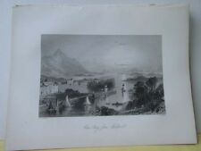 Vintage Print,CLEW BAY,Scenery of Ireland,Bartlett
