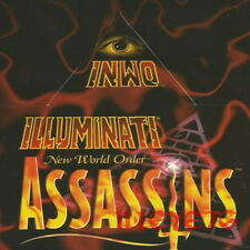 ASSASSINS  15  RARES  Illuminati INWO Card Game  NWO -1