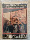 Todd Marvel, No. 4, Detective Milliardaire, Gustave Le Rouge, 1923, France