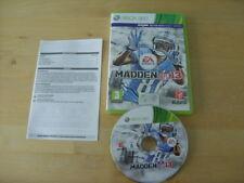 Madden NFL 13 (Microsoft Xbox 360, 2012) FREE UK P&P