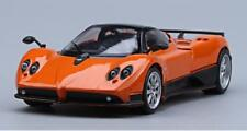 1/24th Pagani Zonda F Orange Alloy Diecast Racing Car Motormax Vehicles Kids Toy