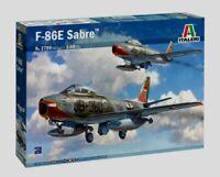 ITALERI: F-86 E Sabre Kampfjet in 1:48