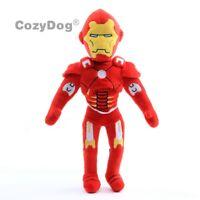 The Avengers Iron Man Plush Toy Soft Stuffed Doll 12'' Figure Kids Boys Gift New