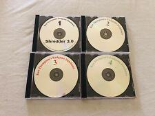 Schachprogramm Shredder 3.0 incl. 4 Endgame Databases Ken Thompson