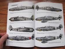 Osprey Aircraft of the Aces Luftwaffe Viermot Aces 1942-45 JG 2 JG 50 Fw 190A-7