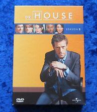 Dr. House Die komplette zweite Staffel, DVD Box Season 2 im Schuber
