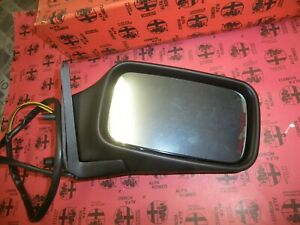 Alfa 164 (1987-1992) Right Door Rearview Mirror (LHD Vehicles with Air Condition