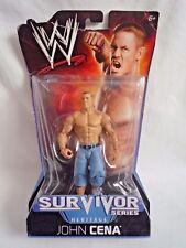 WWE Basic Serie 11 SURVIVOR SERIES Heritage John Cena all'/ SIGILLATI IN CARTA