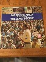 Pat Boone Sings The New Songs Of The Jesus People Record Album