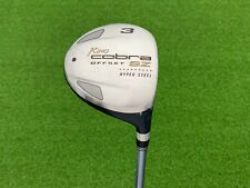 NICE King Cobra Golf SZ OFFSET Hyper Steel 3 WOOD Right Handed Graphite LADIES