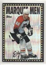 1995-96 Topps Power Boosters Insert - #1 - Eric Lindros - Philadelphia Flyers