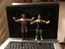 CUSTOM JAKKS wrestling STEINER Brothers FIGURE