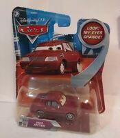 Cars Skip Ricter Disney Pixar Lenticular Eyes New Damage Packaging